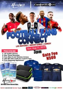 How to Gain Acess to  Hangout VIP Sports bar for Football Ball Fans Connect.