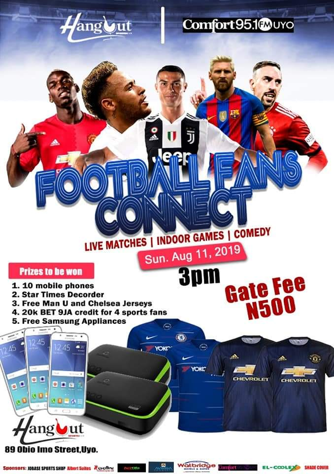 Photo of How to Gain Acess to  Hangout VIP Sports bar for Football Ball Fans Connect.