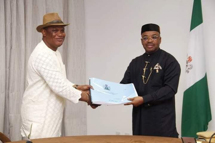 Photo of BREAKING: Udom appoints Ephraim Inyang as Chief of Staff