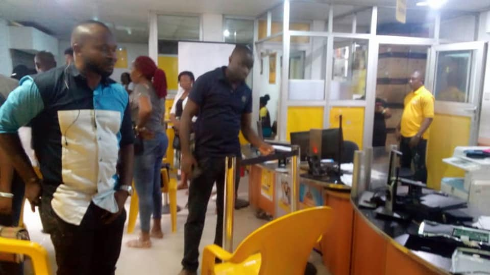 Photo of Xenophobia: Nigerians attack MTN office in Akwa Ibom