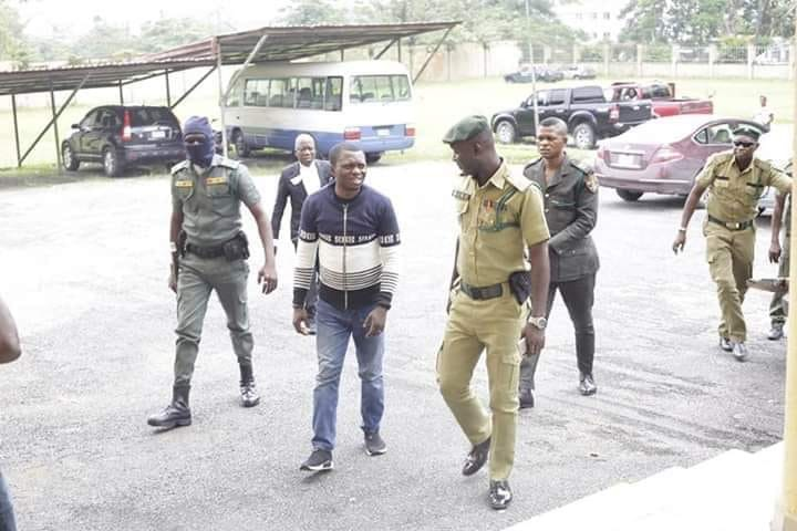 Photo of Agba Jalingo: Court Grants Prosecution Leave To Mask Witness In Case Against Journalist