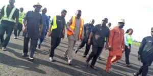 AKHA CHARGES GITTO CONSTRUCTION COMPANY ON PROMPT DELIVERY OF 2ND RUNWAY PROJECT