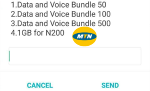 MTN New Data Offer – Get 1GB for Just N200, 1.5GB for N300