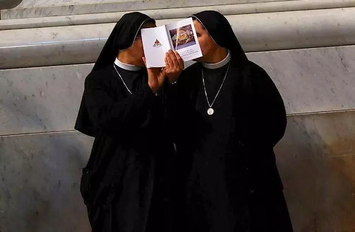 Photo of 2 Catholic Nuns 'Mysteriously' Fall Pregnant During Missionary Work in Africa