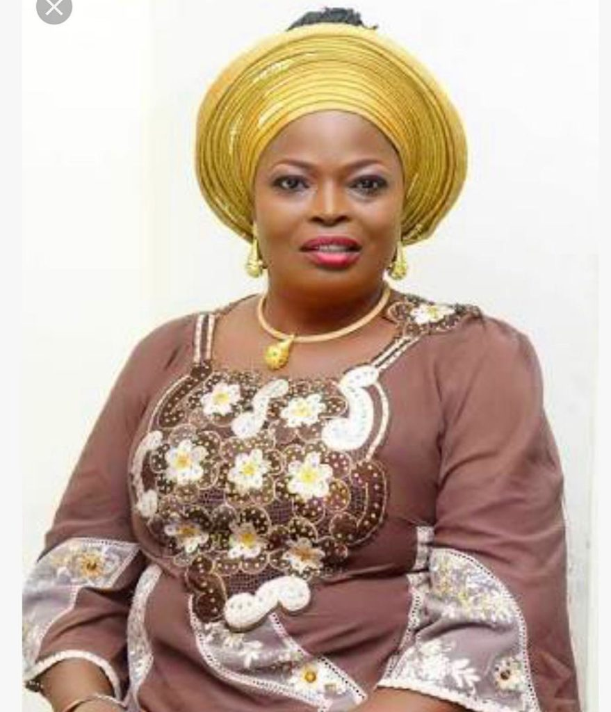 Honorable Victoria Tallick, Executive Chairman Eastern Obolo LGA.