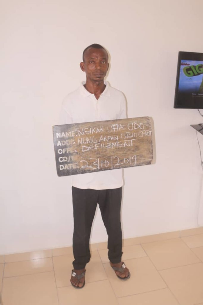 Photo of MOUNT ZION PASTOR IN JAIL FOR DEFILING 20 YEAR OLD DAUGHTER