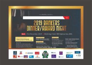 BANKERS ORGANIZE DINNER, AWARD NIGHT, DEC. 21 IN UYO
