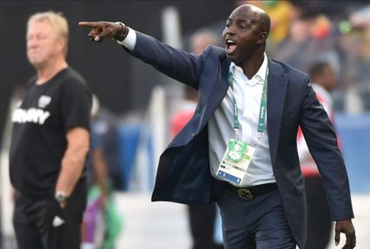Photo of FINALLY! FIFA reveals what Samson Siasia did that led to his ban. Read the full text of the circular