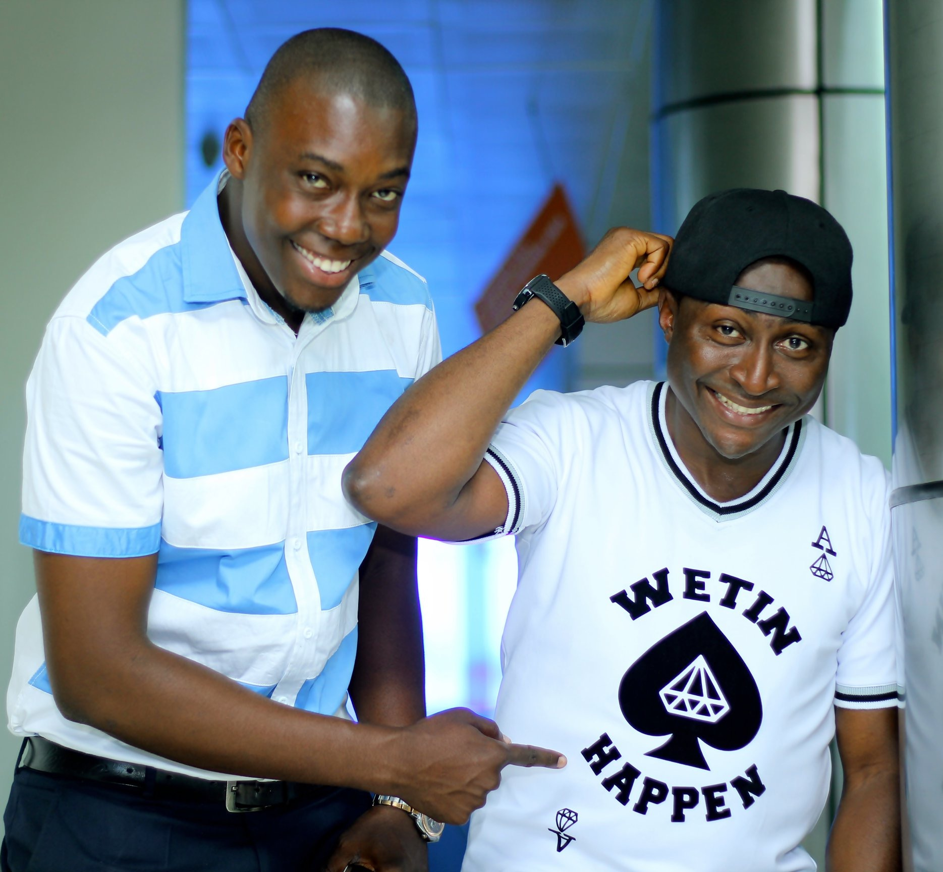 Photo of MEET 2 NIGERIAN MEN WHO STARTED #UyoBackThen HASHTAG ON SOCIAL MEDIA