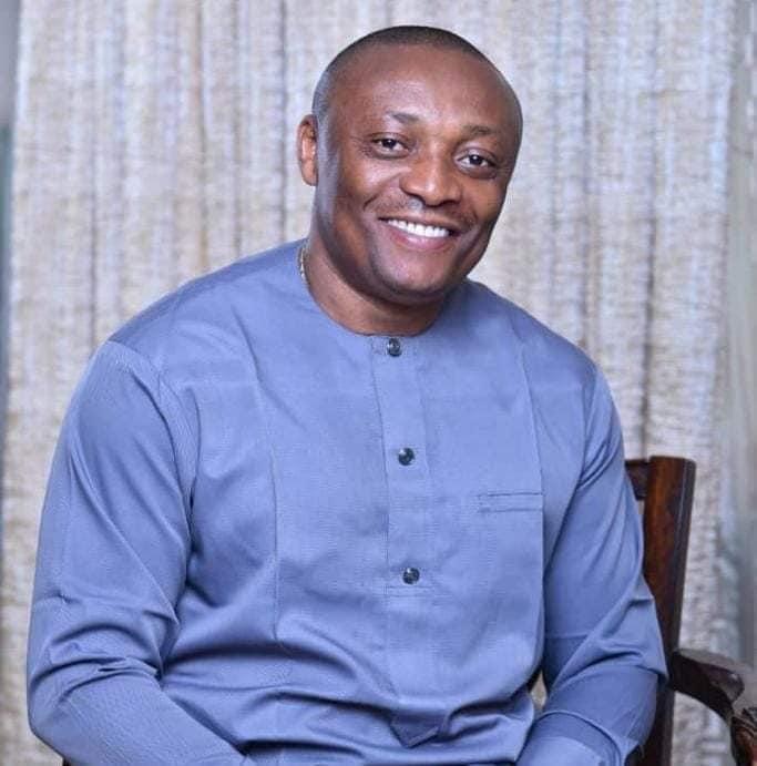 Photo of RT HON EMMAN EKON IS NOT A NIGERIAN