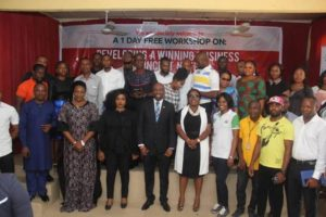 A'Ibom Entrepreneurs to Access TEF Grants after Workshop on Developing Winning Concept Note in Uyo