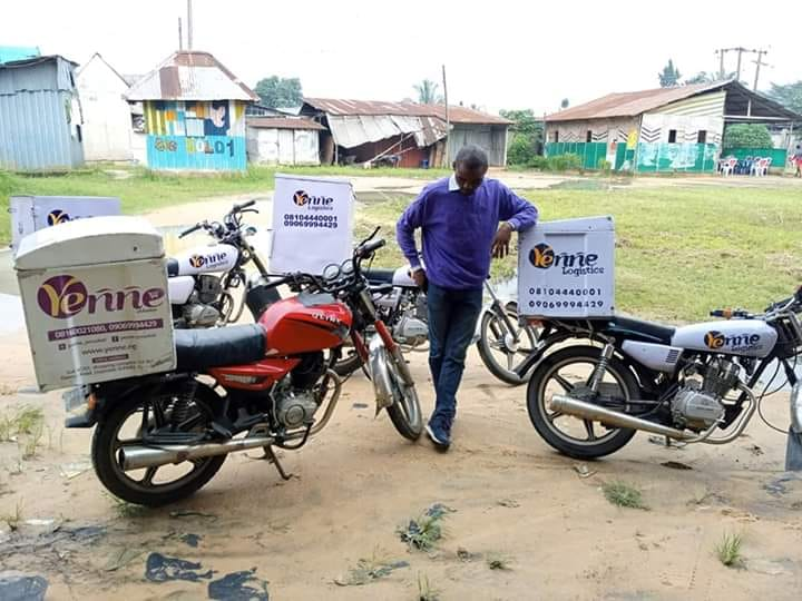 Photo of Nigerian Man shares Logistics Business Experience in Uyo…Read and Learn.