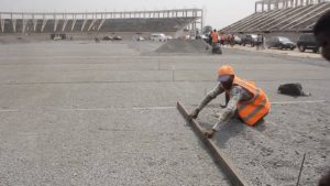 VIDEO: 18,000 SEATER EKET SPORTS COMPLEX FOR COMMISSIONING, MAY 27