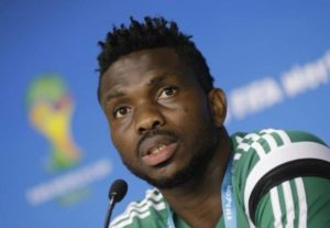 Joseph Yobo appointed Assistant coach for Super Eagles