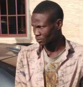 Man Apprehended In Living Faith Church Kaduna With Explosives