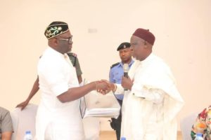 AKHA SPEAKER SAYS NATIONAL ASSEMBLY COMMISSION RETREAT ESSENTIAL FOR CAPACITY BUILDING