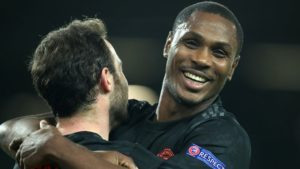 SPORT: Ighalo hoping for Manchester United loan extension