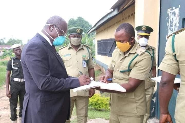 Photo of 68 INMATES OF A'IBOM NIGERIAN CORRECTIONAL SERVICE CENTRE REGAIN FREEDOM.