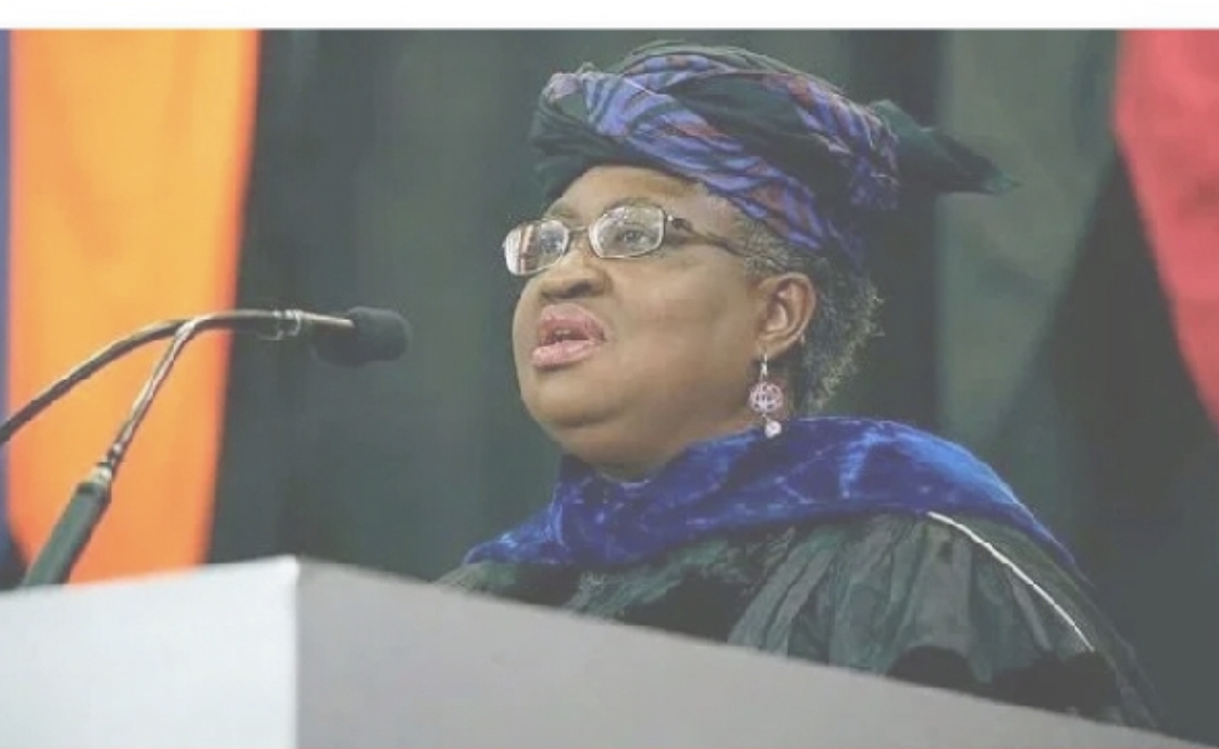 Photo of Okonjo-Iweala gets new IMF appointment
