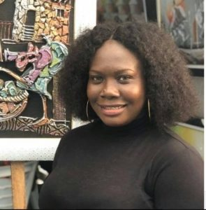Nigerian Lady sends a controversial letter to her friends.
