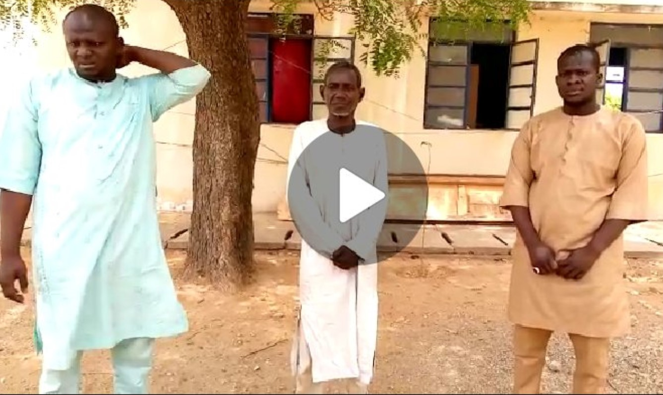 Photo of 70-year-old Nigerian man arrested for 'insulting' President Buhari, Masari on social media…VIDEO