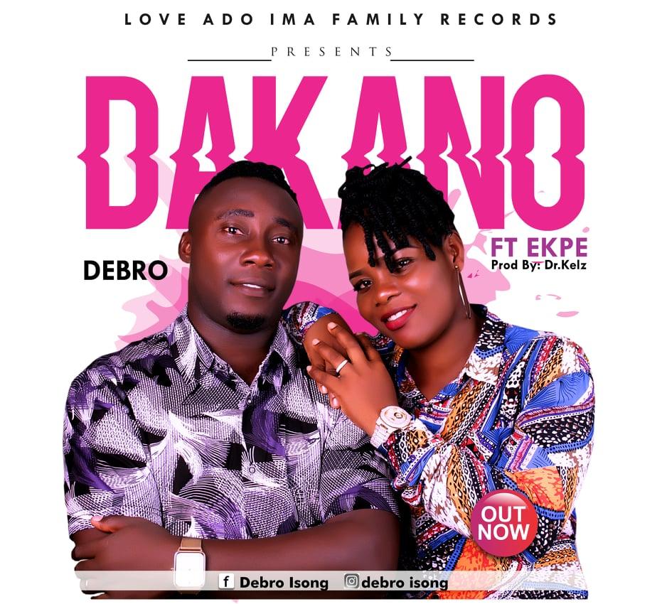 Photo of Debro Releases New Song 'Daka No' (Ft. Ekpe)