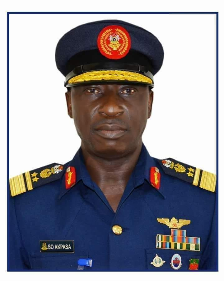 Photo of Akwa Ibom General Appointed Head of New Air Force Command