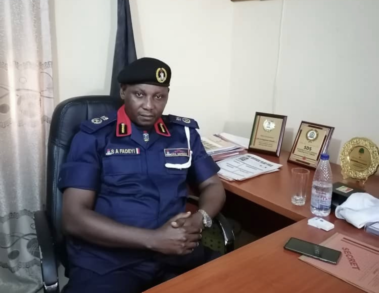 Photo of NSCDC GOES TOUGH ON ILLEGAL PRIVATE GUARD COMPANIES IN AKWA IBOM