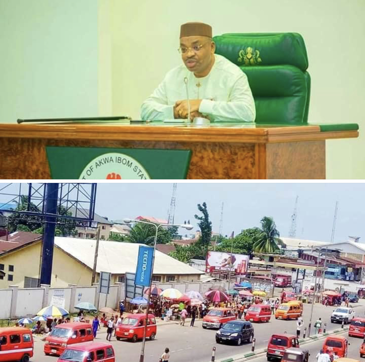 Photo of DON'T SELL TICKETS, EMBLEMS AGAIN – Udom warns