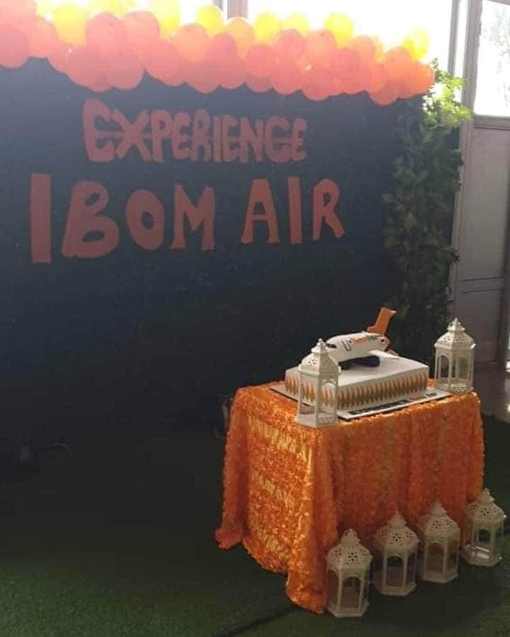 Photo of PHOTO: IBOM AIR TAKES EXCELLENCE TO CALABAR
