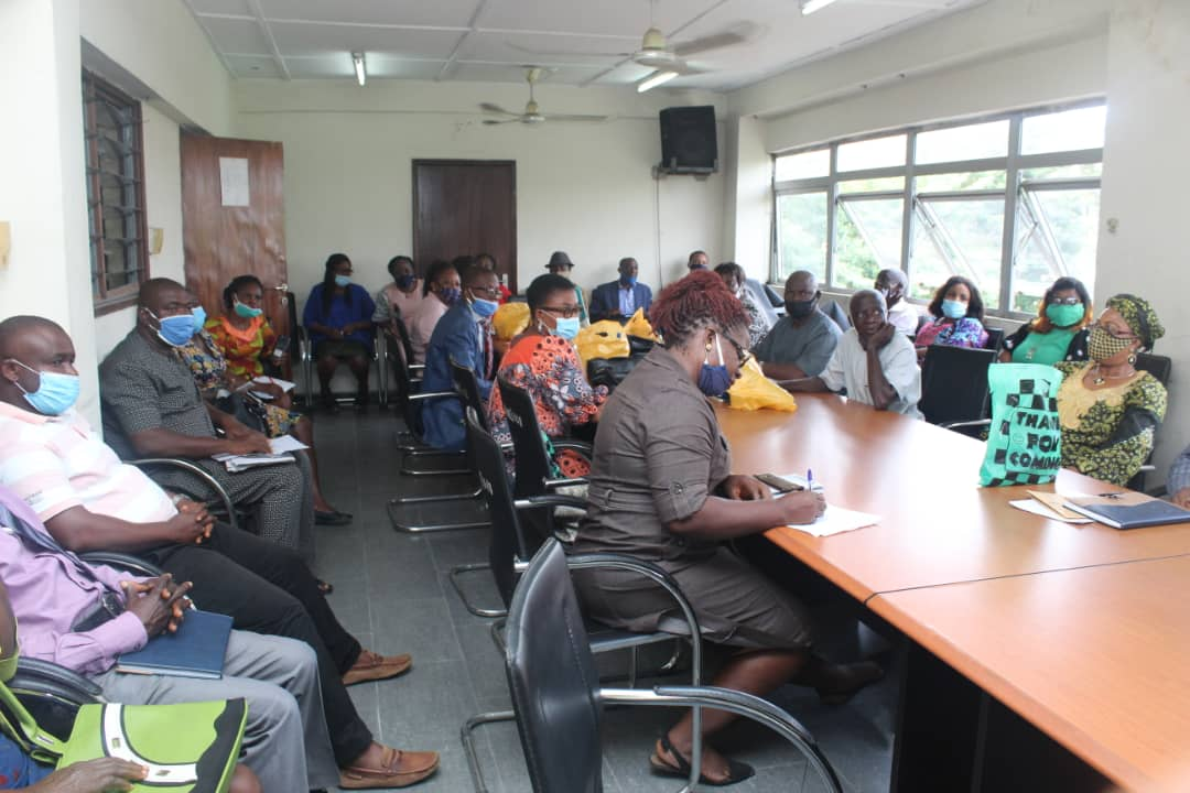 Photo of SCHOOL ON RADIO: EDUCATION BOSS LAUDS PUBLIC SCHOOL TEACHERS ON EXCELLENCE AND COMMITMENT
