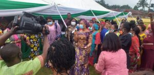 COVID-19: ONOFIOK LUKE EMPOWERS WOMEN WITH N7.5M