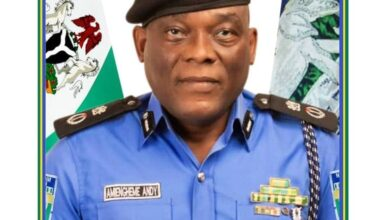 Photo of CP AMIENGHEME ANDREW, fdc ASSUMES DUTY AS THE COMMISSIONER OF POLICE, AKWA IBOM STATE