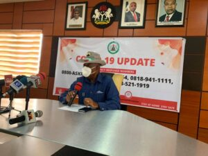 Approved Standard for COVID-19 testing in Akwa Ibom State