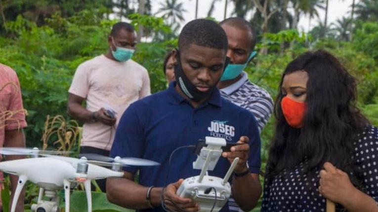 Photo of Agricultural Innovation: Drones, NDVA on display In Akwa Ibom as Our farms NG holds field day for Entrepreneurs