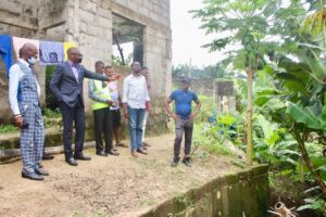 AKSG SEEKS SUPPORT TO TACKLE EROSION MENACE IN UYO COMMUNITIES