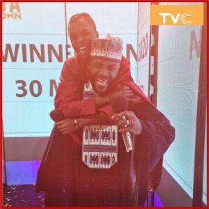Laycon wins Big Brother Naija, clinches N85m prize