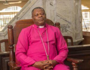 GOV EMMANUEL IS A GIFT TO AKWA IBOM STATE-Primate Emmanuel Udofia.