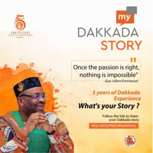 What is your Dakkada Story?
