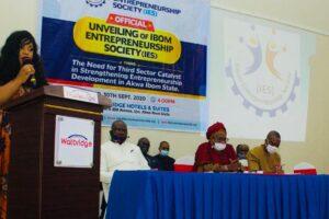 Gov Emmanuel Urges Entrepreneurs To Embrace IES ( Ibom Entrepreneurship Society) Initiatives