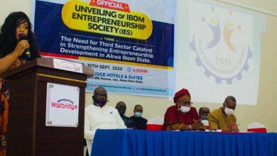 Photo of Gov Emmanuel Urges Entrepreneurs To Embrace IES ( Ibom Entrepreneurship Society) Initiatives