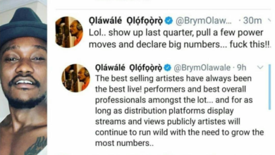 Photo of I have the best album out of Africa in 2020, others are mostly hyped – Brymo