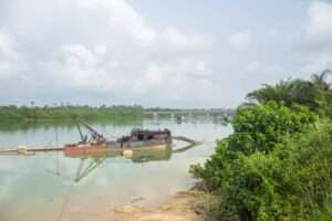 AKSG MOVES TO STOP ILLEGAL DREDGING