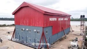 10 Things You should know about Norfin Offshore Shipyard Akwa Ibom State.
