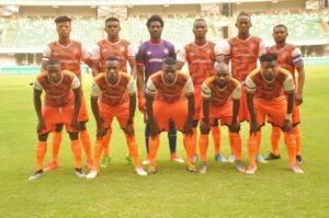 Dakkada FC graps victory over Jigawa Golden Stars in a 2:1win
