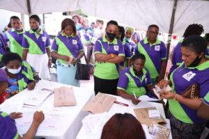 FIRST BATCH BENEFICIARIES RECEIVE INTEREST-FREE LOANS FROM FEYReP MULTIPURPOSE COOPERATIVE