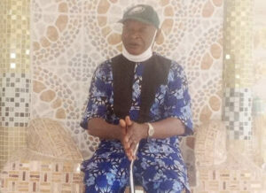NIGERIAN MAN PLANS HIS FUNERAL WHILE ALIVE
