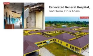 ORUK ANAM IS NOW COMING ALIVE WITH MASSIVE DEVELOPMENT PROJECTS