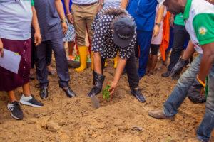 AKWA IBOM GOVT RESTATES COMMITMENT TO AGRO REVOLUTION, AS MEPG COMMUNITY FARM OPENS IN URUAN
