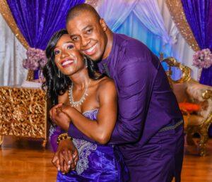 #ItoroYeUduak: Meet Nigerian couple who painted Atlanta Georgia purple and gold… How they met.